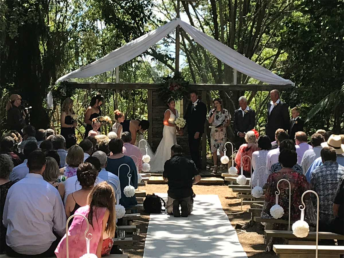 Wedding Photographer Hamilton